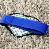 Турмалиновая шейная накладка (синяя)